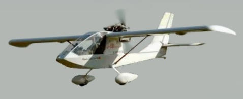 J1-B Homebuilt Ultralight Aircraft Plans - Plans for U