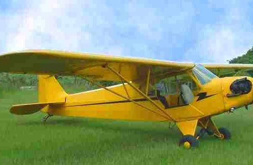 PIPER CUB J3 GIANT 140in 1/3 Scale Model Plans - Plans for U