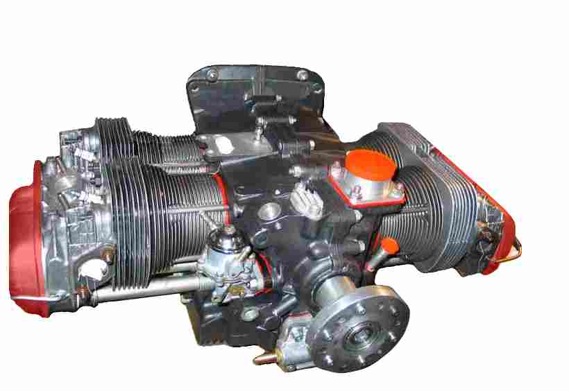VW 4 Cyl and also HALF VW 2 Cyl Aero Engine conversion plans